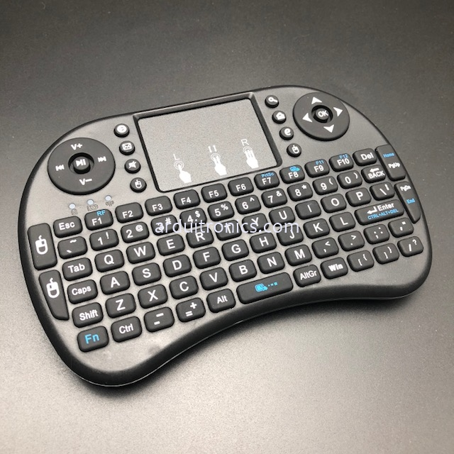 Cynmate Mini Wireless Keyboard and Mouse Combo 2.4 GHz