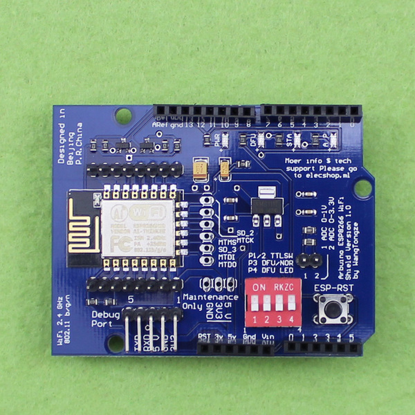 UNO R3 ESP12-E Expansion Board Shield