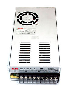 Switching Power Supply 350W 12V 29A (MEAN WELL NES-350-12)