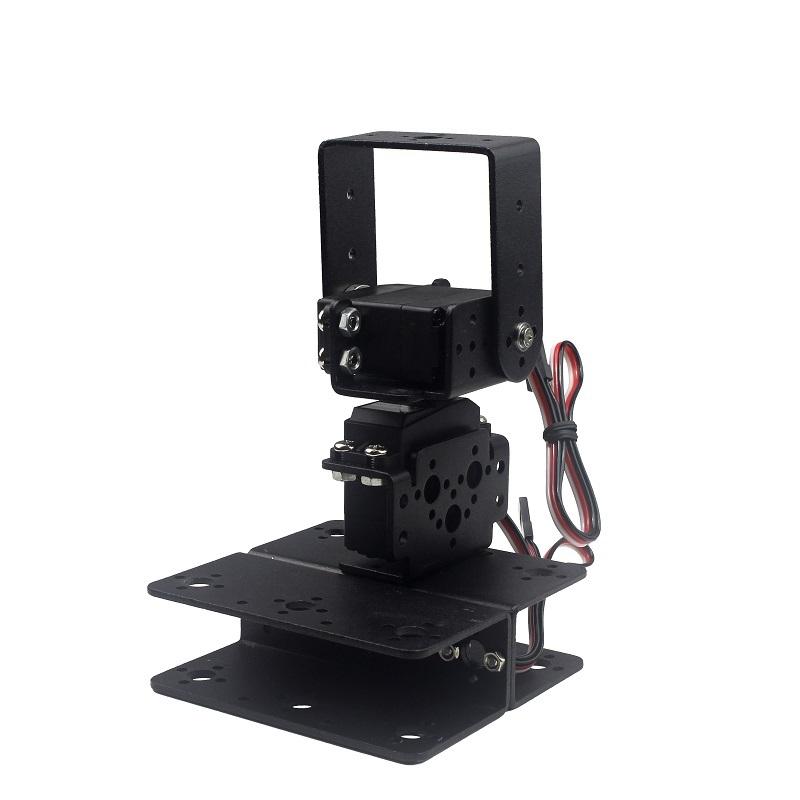 2DOF Robot Steering Gear Bracket (Pan / Tilt) - MG995, MG945, MG966R, MG946R, LD-1501MG