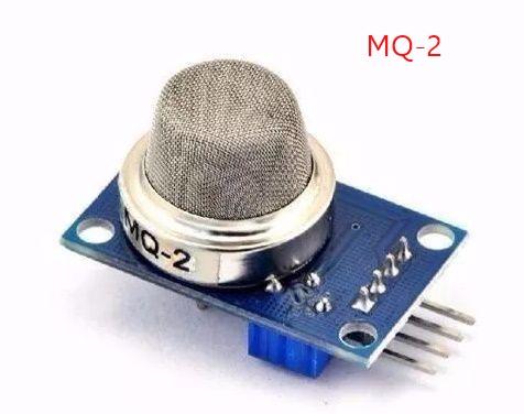 MQ2 Gas Sensor Module (LPG, Propane, Hydrogen, Methane, Smoke)