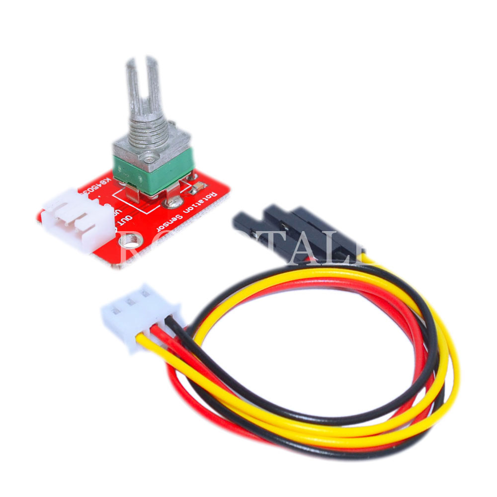 Keys Adjustable Potentiometer Module for Arduino Red PCB