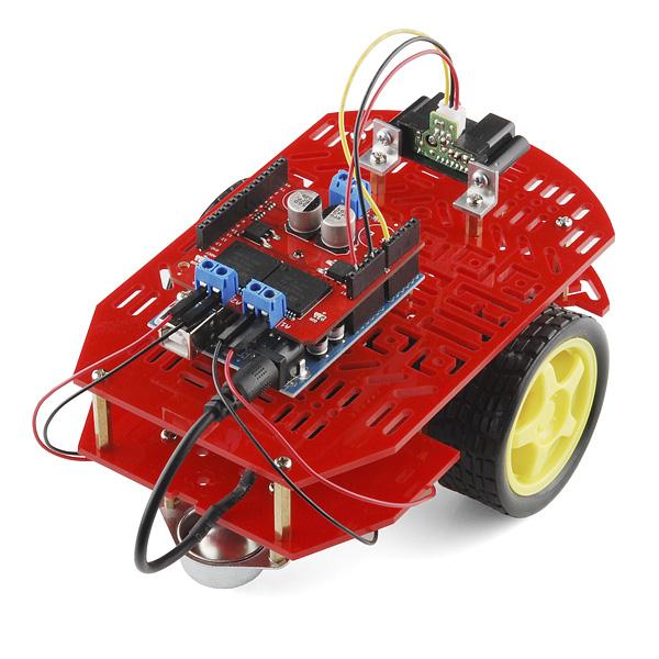 2-Wheel Robot Platform - Magician Chassis (Sparkfun)