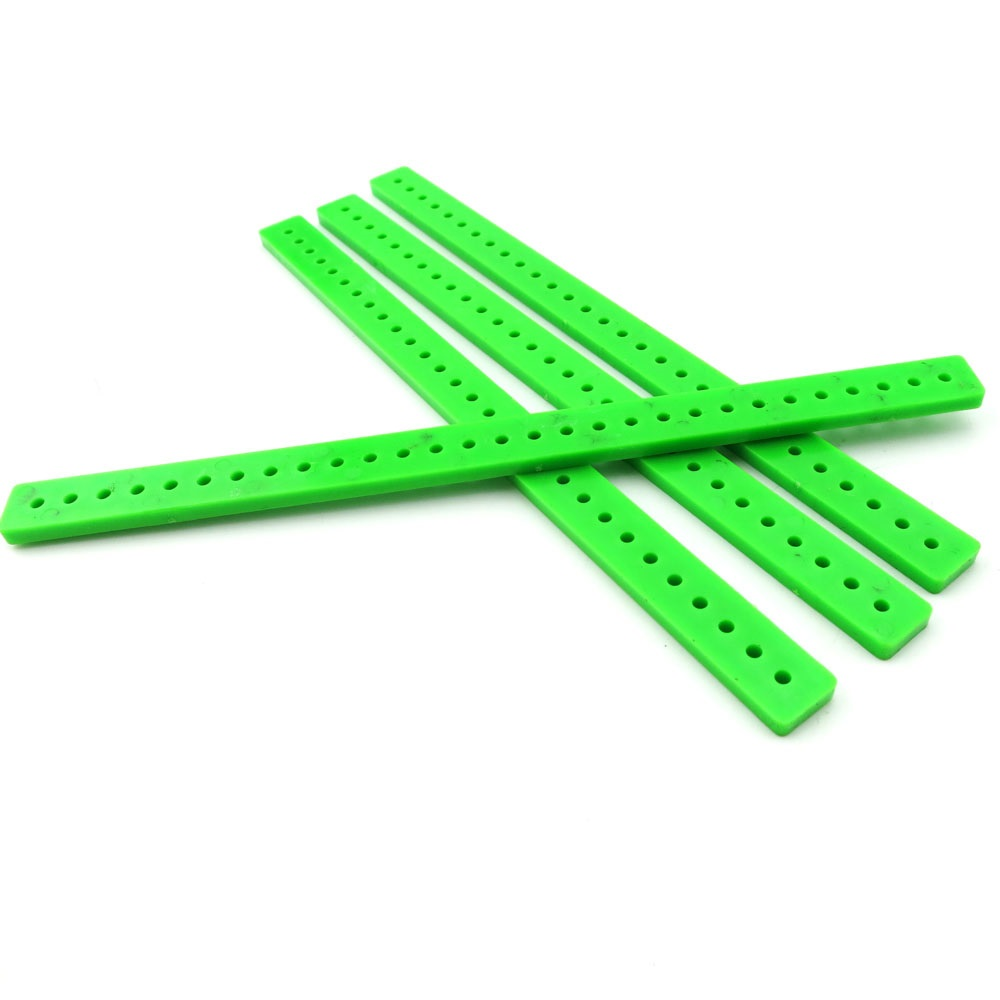 Short Green Stick (ABS) - Construction Material for Creative Educational Toy