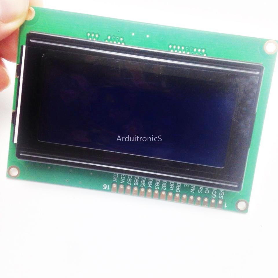 LCD 1604A Module 16x4 (Blue Backlight)