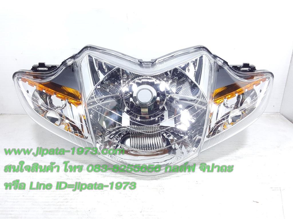 (Honda) โคมไฟหน้า Honda wave 110 i New แท้