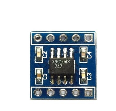 Digital Potentiometer Module (X9C104) - 100kOhm