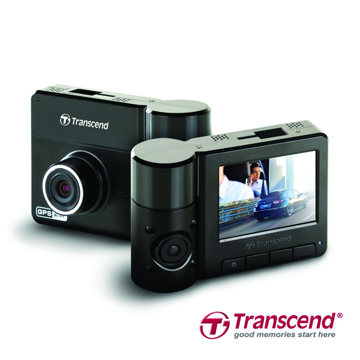 Transcend DrivePro 520 Dual Lens