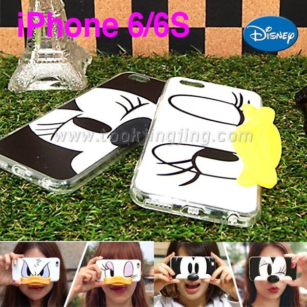 เคส iPhone 6/6S DISNEY ลดเหลือ 150 บาท ปกติ 375 บาท