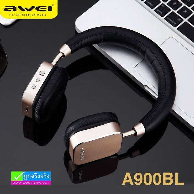 หูฟัง บลูทูธ AWEI A900BL