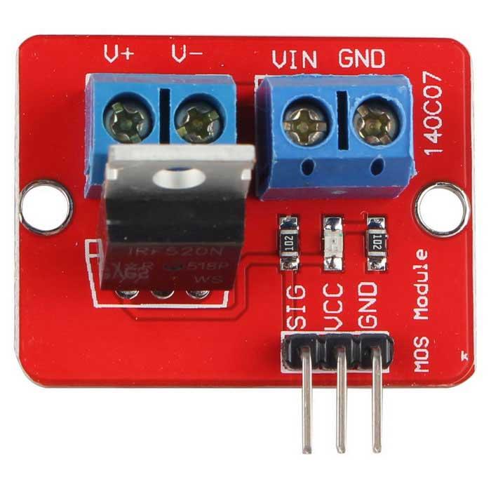 IRF520N Drive Module MOSFET Driver Module