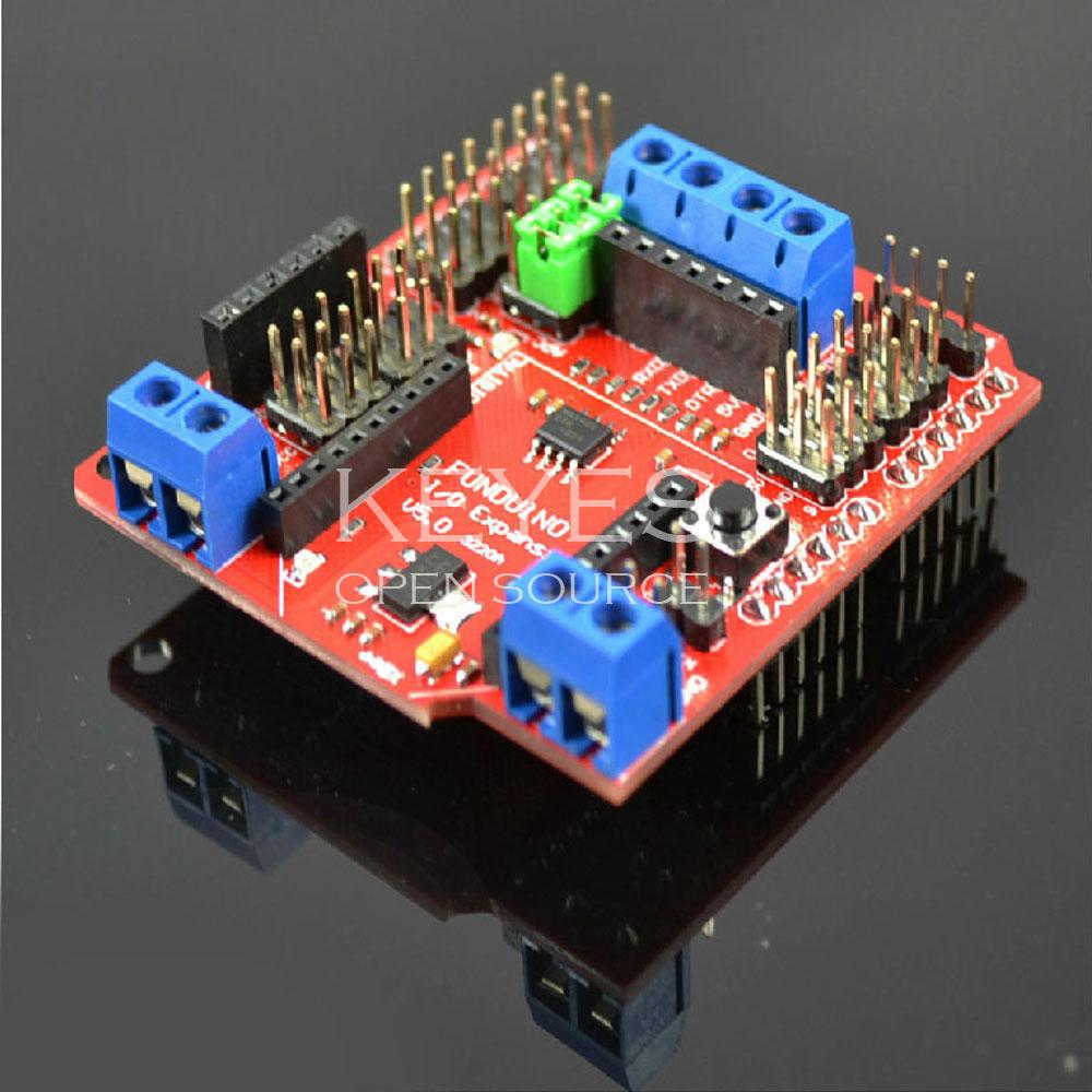 Arduino Xbee Sensor Expansion Board V5 (Funduino) BLUEBEE RS485