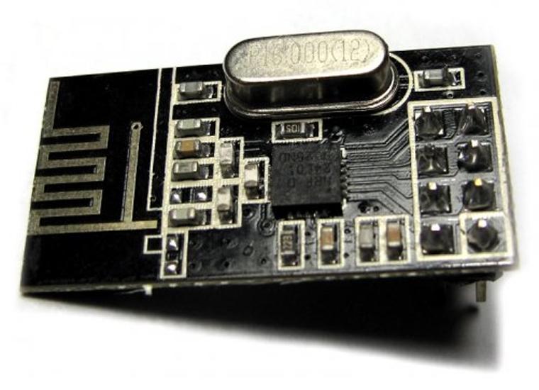 2.4GHz Wireless nRF24L01