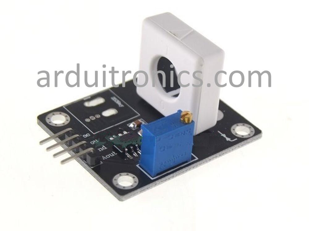 WCS1700 Hall Current Sensor/Over-Current Detection Sensor (70A)