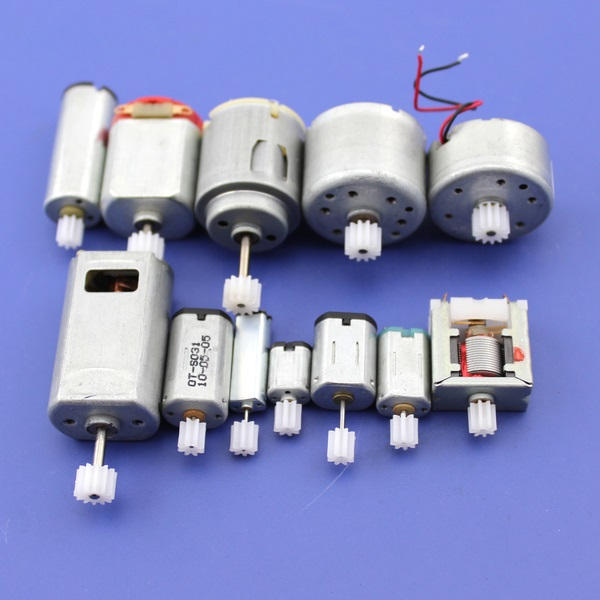 DC Motor / Gear Set (12 แบบ)