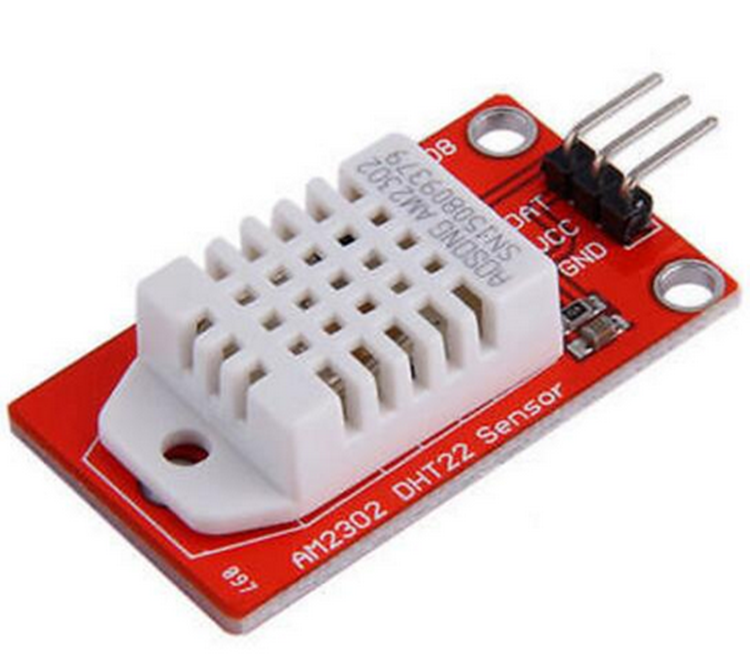 AM2302 DHT22 Temperature and Humidity Sensor Module - ยี่ห้อ Keyes