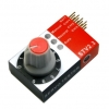 Servo Tester STV2.3 - High Quality (สีแดง)