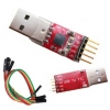 USB 2.0 to TTL (CP2102) UART 5-Pin Module Serial Converter + แถมสาย