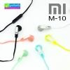 หูฟัง สมอลล์ทอล์ค MI M-10 Earphone ลดเหลือ 69 บาท ปกติ 175 บาท