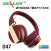 หูฟัง บลูทูธ Zealot 047 Wireless Headphone ลดเหลือ 440 บาท ปกติ 1,090 บาท