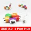 โดนัท USB 2.0 / 4 Port Hub ราคา 39 บาท ปกติ 210 บาท