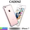เคส ซิลิโคนใส CADENZ iPhone 7 ราคา 79 บาท ปกติ 250 บาท