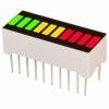 3 Color 10 Segment LED Bar Graph (แดง 4 แถว เหลือง 3 แถว เขียว 3 แถว)