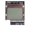 Raspberry Pi 3 LCD Display 1.6 inch (84x48 pixel) with Back Light Switch