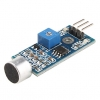 Sound Sensor Module (Condenser on side of PCB)