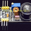 Laser Diffuse Reflection Sensor for Smart Car Robot