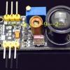 Laser Diffuse Reflection Sensor for Smart Car Robot