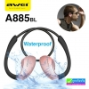 หูฟัง บลูทูธ AWEI A885BL WaterProof Stereo Headset ราคา 519 บาท ปกติ 1,560 บาท