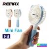พัดลม Remax Mini Fan รุ่น F8 ราคา 195 บาท ปกติ 450 บาท