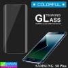 ฟิล์มกระจก COLORFUL Samsung S8 Plus เต็มจอ ความแข็ง 9H ราคา 110 บาท ปกติ 275 บาท