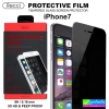 ฟิล์มกระจก iPhone 7 Recci 3D HD & PEEP PROOF (ป้องกันคนแอบมอง)