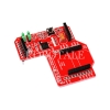 XBee Zigbee Wireless Module Expansion Board For Arduino Red PCB