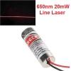 Adjustable Laser Tube 650nm 20mW - Line Laser (แสงตกบนฉากเป็นเส้นตรงปรับความหนาเส้นได้)