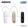 หูฟัง บลูทูธ ไร้สาย Remax RB-T8 Bluetooth headset ลดเหลือ 245 บาท ปกติ 610 บาท