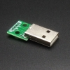 USB 2.0 Male to DIP Converter Breakout