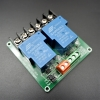 2 Channel 30A 24VDC Power Relay Coil