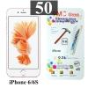 ฟิล์มกระจก iPhone 6/6s 9MC แผ่นละ 27 บาท (แพ็ค 50)