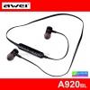 หูฟัง บลูทูธ AWEI A920BL Wireless Smart Sports Stereo ราคา 449 บาท ปกติ 1,310 บาท