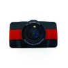 กล้องติดรถยนต์ all mate รุ่น AM600 สีดำ-แดง