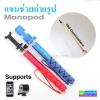 แขนช่วยถ่ายรูป Extendable Selfie Monopod For Cameras And Smartphones MP-U01 ราคา 285 บาท ปกติ 710 บาท