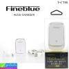 ที่ชาร์จ Fineblue 4USB รุ่น F-CT08 ราคา 285 บาท ปกติ 710 บาท