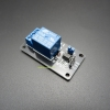 5V 1 Channel Relay Module - Low Level Trigger (Black PCB)