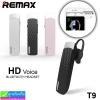 หูฟัง บลูทูธ Remax HD Voice RB-T9 ราคา 260 บาท ปกติ 650 บาท