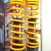 (PCX) โช้คอัพหลังคู่ YSS รุ่น DTG(ไฮบริด)สำหรับ Honda PCX,Nouvo อิลิแกนซ์ สี ดำ/ส้ม