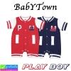 ชุด เด็กอ่อน BabYTown PLAY BOY ราคา 205 บาท ปกติ 615 บาท