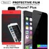 ฟิล์มกระจก iPhone 7 Plus Recci 3D HD & PEEP PROOF (ป้องกันคนแอบมอง) ราคา 195 บาท ปกติ 585 บาท